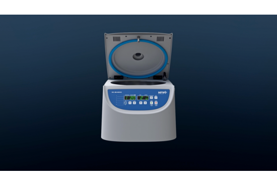 Coming soon in our offer New!!! M-Basic laboratory centrifuge and hybrid rotor